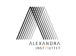 Logo for Alexandra Instituttet