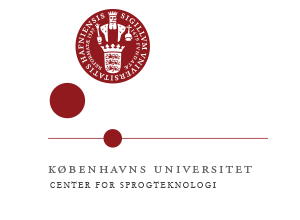 Logo for Center for Sprogteknologi