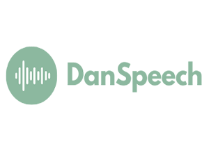 Logo for DanSpeech