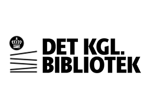Logo for Det Kongelige Bibliotek